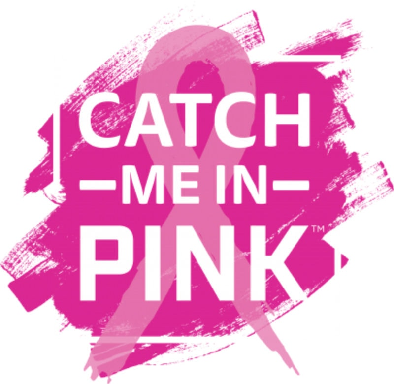 Catch Me In Pink Logo
